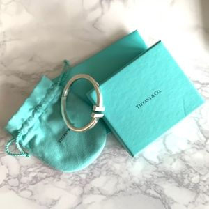 Tiffany T Square Bracelet in Sterling Silver